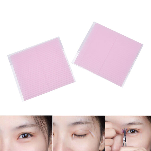 104x Invisible Fiber Double Side Adhesive Eyelid Stickers Technical Eye Tap' IA