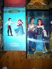 Disney Fairytale Designer Collection ARIEL AND ERIC THE LITTLE MERMAID LEd