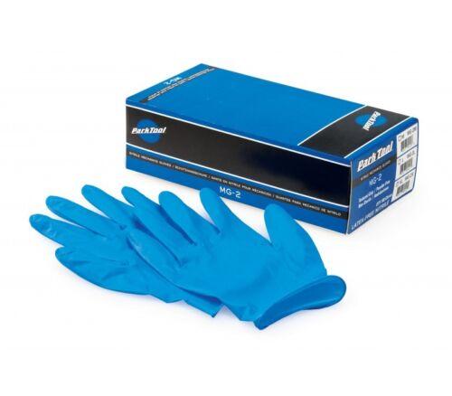 Park Tool Nitrile Mechanic/'s Gloves New 100pcs