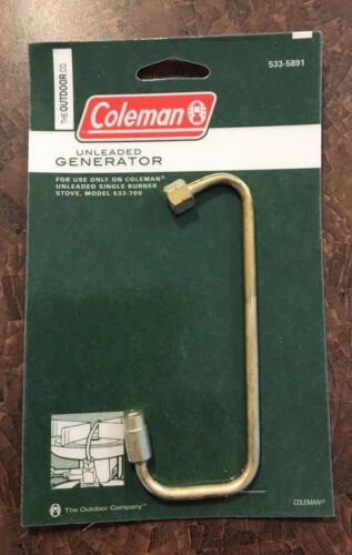 LOOK AND $AVE Coleman 533 Dual Fuel Stove Generator # 533-5891 BEST PRICE