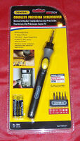 Nip General® Ultratech® Cordless Precision Screwdriver 500 (pm Award Winner)