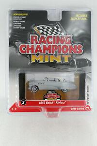A-s-s-nuevo-Johnny-Lightning-1-64-buick-riviiera-1949-box-racing-Champions-Mint