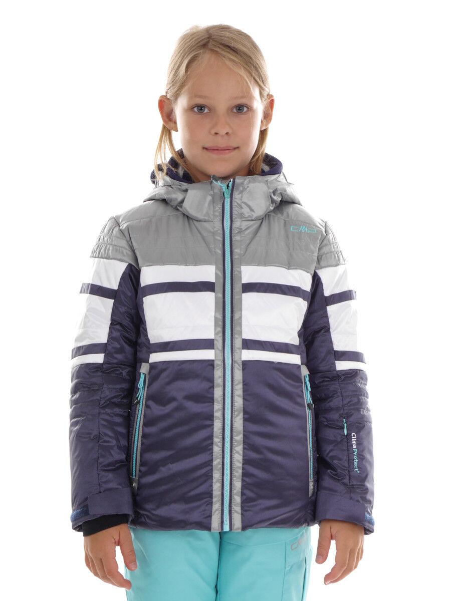 CMP Chaqueta de Invierno para Esquí y Snowboard Púrpura Climaprojoect WP5000mm