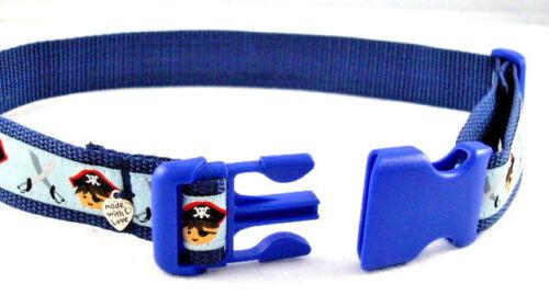 """Kindergürtel /"""" Piraten /"""" verstellbar von Gr 104-152 Taille bis 58 cm"""