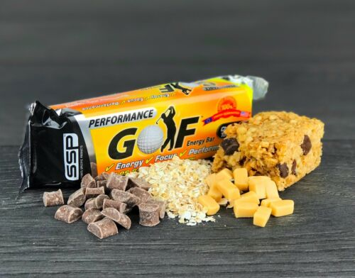 SSP Energy Bars 24 x 90g PACKED WITH CARBS Mixed Flavours Climbing Adventure