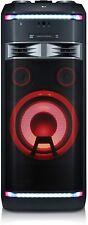 LG Electronics Sound System 5.0-Channel Home Theater Speaker System Black (OK99)