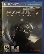 Ninja Gaiden Sigma 2 Plus for the PS Vita - Comes With Case (NA Version!)