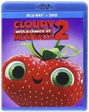 Cloudy 2: Revenge of the Leftovers (Blu-ray/DVD, 2015, 2-Disc Set)