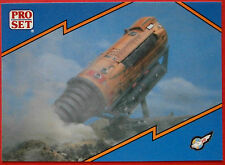 Thunderbirds PRO SET - Card #058 - The Mole: Vital Lifesaver - Pro Set Inc 1992