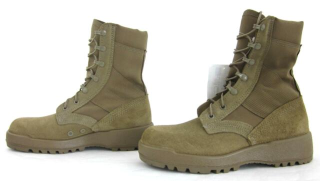NEW McRae Hot Weather Combat Boots