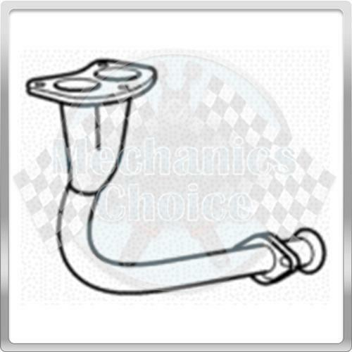 OE Quality Replacement Front Exhaust Down Pipe for Ford Fiesta 1.1 (01/94-01/97)
