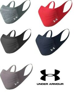 Under Armour UA Sportsmask Adult Face Cover Facemask Sports Mask...