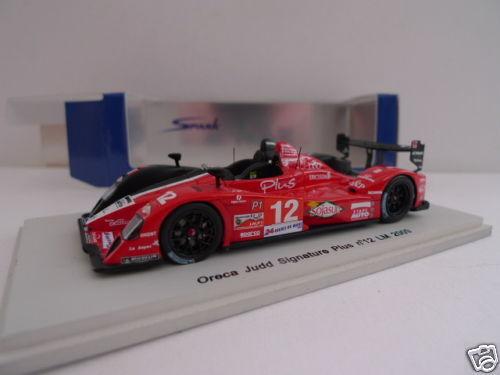 SPARK S1495 - COURAGE Oreca Judd Signature n°12 le mans 2009 1 43