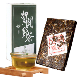 Yunnan-Old-Pu-erh-Tea-Brick-Raw-Puerh-Tea-200g-Organic-Green-Tea-Healthy-Drink