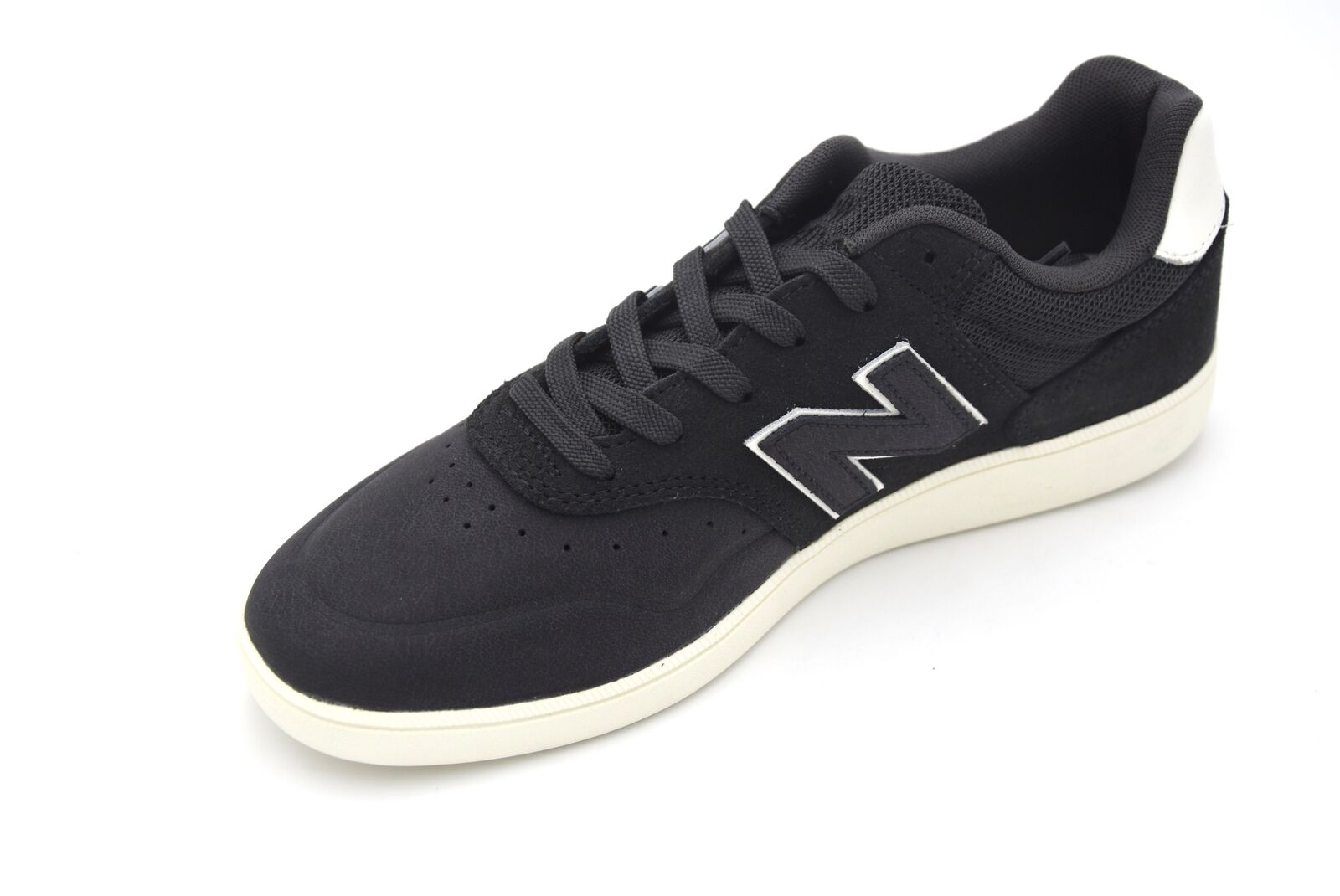 NEW BALANCE MAN FREE TIME CASUAL SNEAKER SHOES LEATHER SUEDE CODE NM288DKG