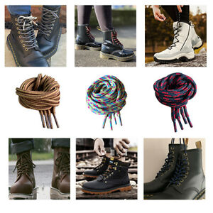 Work Boot Laces Walking Boots Laces Safety Shoes Laces Round Bootlaces