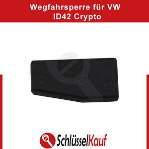 Nouveau-transpondeur-id42-CRYPTO-pcf7935-voiture-dispositif-d-039-immobilisation-convient-pour-VW