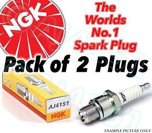 2x-Nueva-Ngk-bujias-de-repuesto-parte-no-Cpr8ea-9-Stock-N-2306-2pk