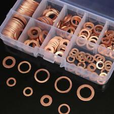 100 Stück Kupferringe Dichtringe  16x20x1,5 mm    M16