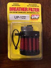 "Uni Push-In Crankcase Vent Filter 5//8/"" ID"