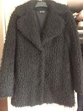 Topshop Teddy Fur Coat