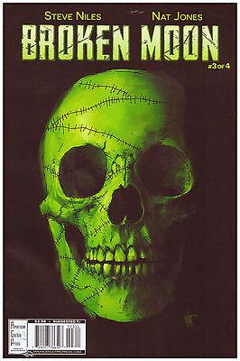 Broken Moon #3 Cover A Nat Jones VF-NM American Gothic Press Comic Book NEW