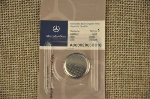 Mercedes-Benz Clase R-Clase S-SL Auto Clave Fob//Remoto Batería Genuina Paquete Único