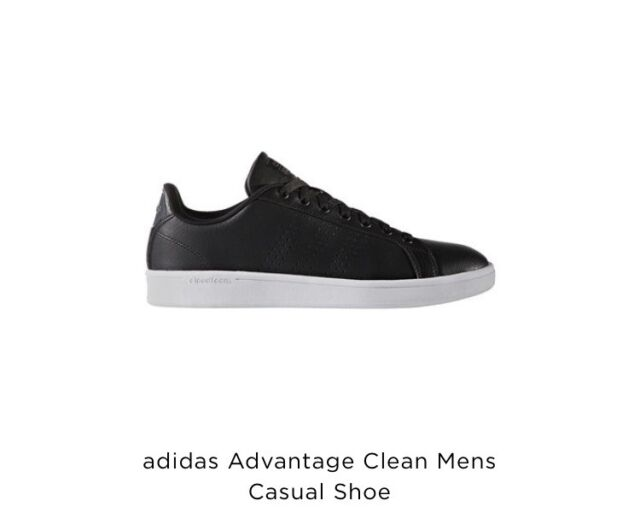 on sale d3a60 b3172 New Adidas Cf Advantage Cl Men Mens Shoes Casual Sneakers Casual