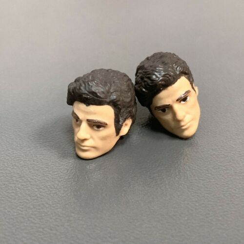 Lot 15 head Accessory For 3.75/'/' Star Wars X-WING PILOT 3.75/'/' figure Xmas Gift