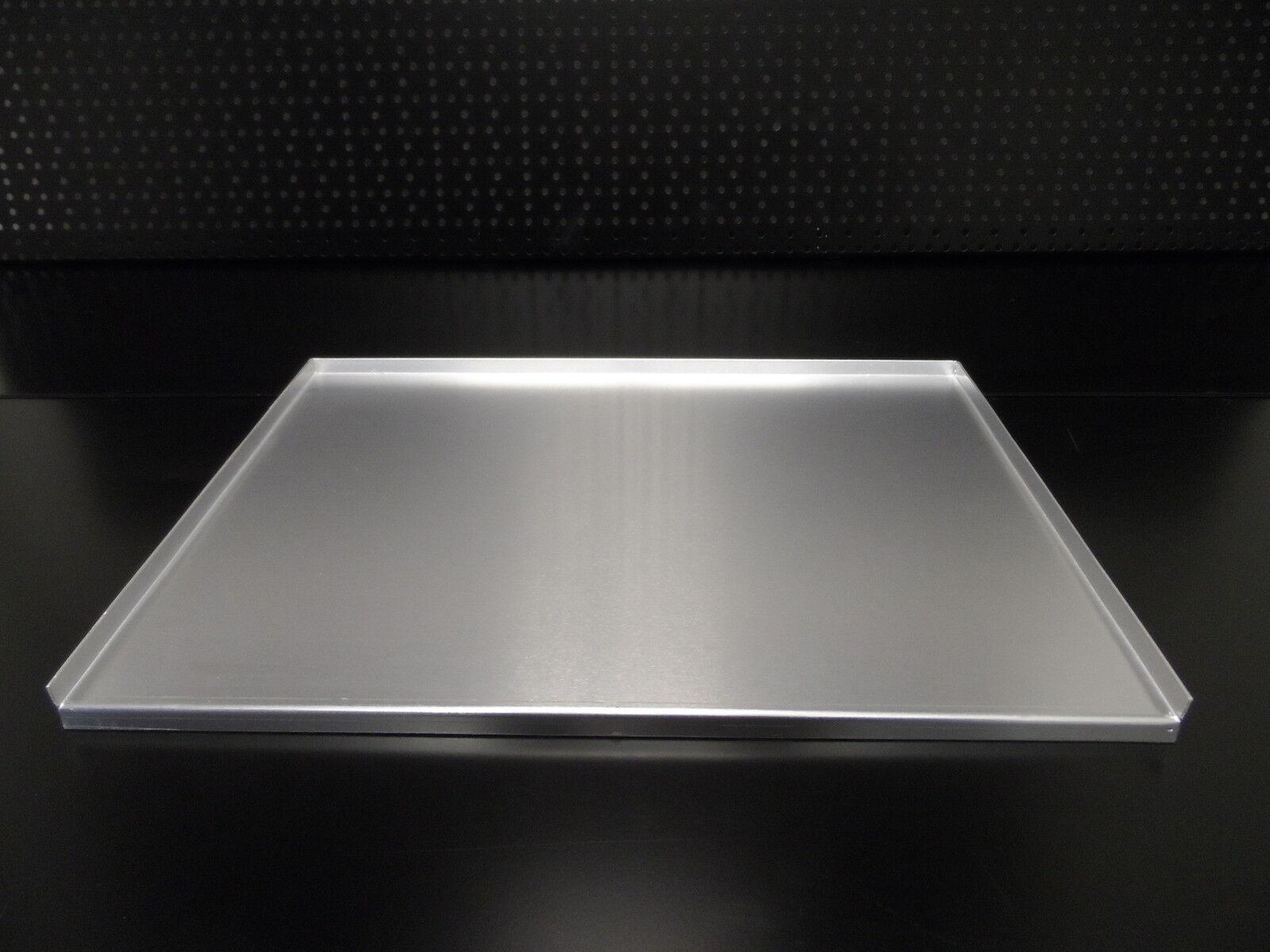 10 PLACAS DE MOSTRADOR 40x30x1cm chapa aluminio NUEVO EXPOSITORA GK
