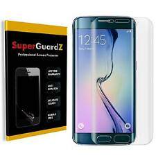 3X SuperGuardZ® Curved Screen Protector Shield Cover For Samsung Galaxy S6 Edge