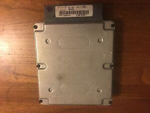 FORD OEM ENGINE CONTROL MODULE UNIT PCM ECM ECU HLP3 F75F-12A650-ADD
