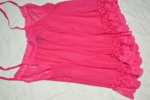 Victoria's Secret Babydoll Night Dresses Size S Se