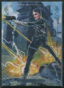 2018-Marvel-Masterpieces-Trading-Card-36-Maria-Hill-1999