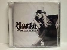 MARTA SANCHEZ - DE PAR EN PAR - CD - NUEVO - PRECINTADO DE FABRICA - SEALED