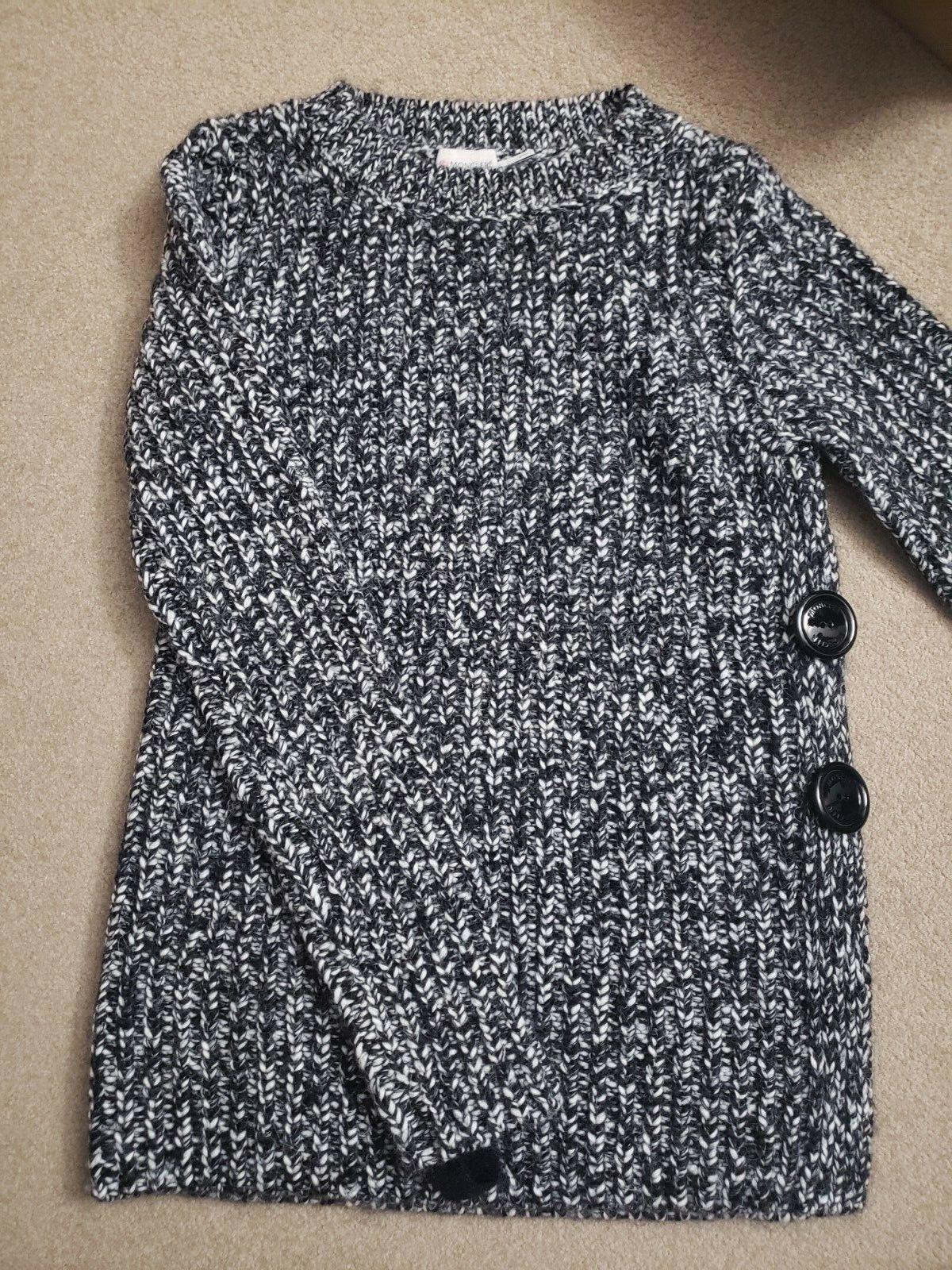 NWT Moncler damen Sweater Größe M MSRP 605