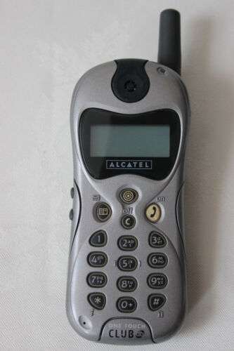 ALCATEL BE1C ONE TOUCH CLUB VINTAGE MOBILE PHONE   eBay