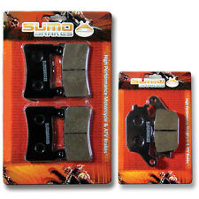Honda F+R Brake Pads CBR 900 RR Fireblade (1998-2003) CBR 929 RR (2000-2001) NEW