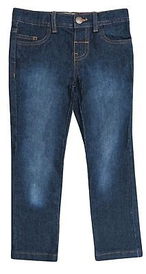 Ex FIRETRAP GIRL DARK BLUE DENIM JEANS FOR GIRLS AGES 4 5 6 7 YEARS OLD