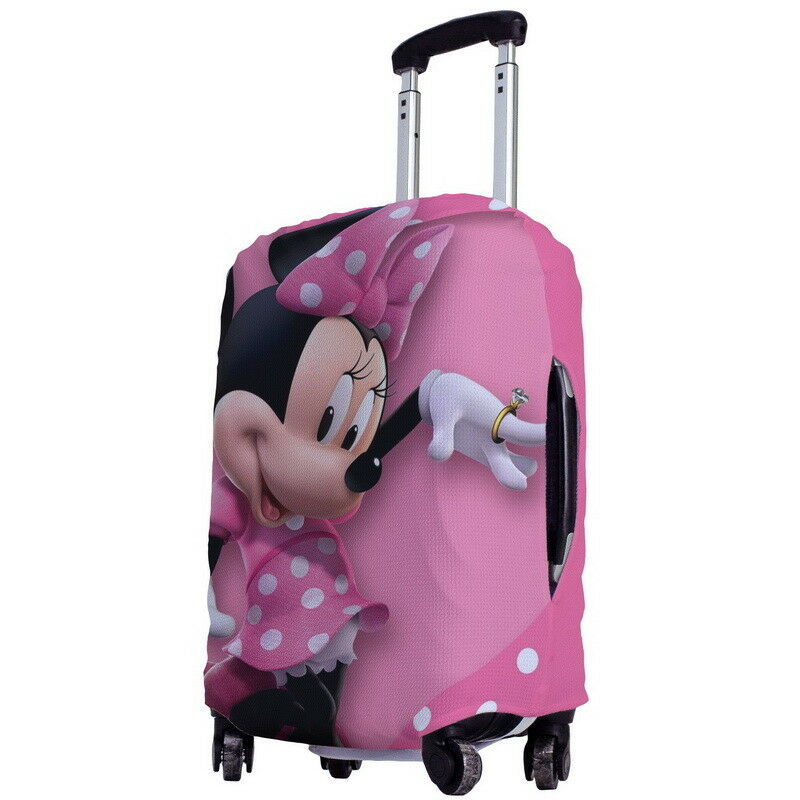 Minnie Mouse Suitcase Cover