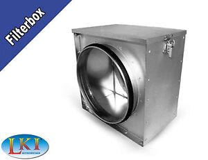 Filterbox-Luftfilter-Filterkasten-Luftfilterbox-Lueftungsanlage-in-div-Groessen