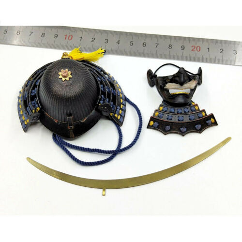 COOMODEL SE052 1//6 Series of Empires Date Masamune Masterpiece Helmet Model