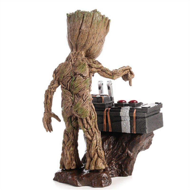 New Home Decor Art Groot Man Planter Large Pot Happy Plant Outdoor BEST Gift