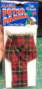 Funny-Alaska-Novelty-Alaska-Peter-Parka-New-Flannel-with-fake-fur-trim