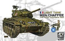 AFV Club 1/35 Light Tank M24 Chaffee The First Indochina War Af35 4716965359843