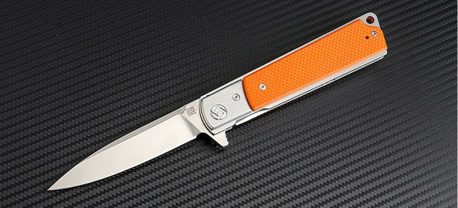 Artisan Cutlery Knife Classic D2 Orange G10 1802P-OEF Authorized Dealer