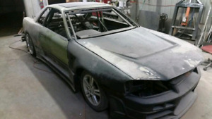 Nissan Skyline Project No Motor--- Open to trades 6500$ obo