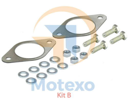 FK50168B Exhaust Fitting Kit for Connecting Pipe BM50168