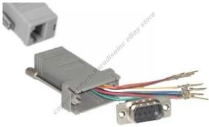 DB9-pin-Male-RJ45-Jack-Modular-Adapter-8P8C-for-Network-Ethernet-Cat5e-Cat6