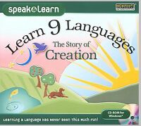 Learn 9 Languages: The Story Of Creation. Brand New. Ships Fast And Ships Free